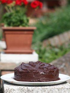 Devil's food cake di Nigella Lawson. Una roba che poi ti devi confessare.