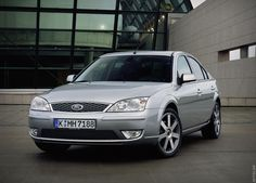 Ford Mondeo 2005.