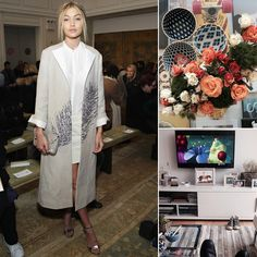 11 Apartment Styling Lessons We Can All Learn From Gigi Hadid (and Her Mom). Family goals, am I right?