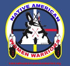 Native American Veterans | Native American Women Warriors Fundraiser - shirt design - zoomed