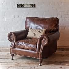 Antique Retro Leather Chair Design Ideas For Home Furniture My Living Room, Living Room Furniture, Home Furniture, Furniture Design, Chesterfield, Vintage Chairs, Vintage Furniture, Round Chair, Leather Furniture