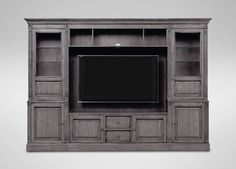 Wagner Glass-Door Media Center