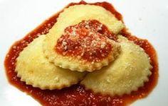 Cheese Agnolotti