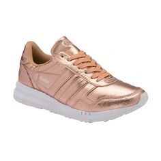 GOLA Relay Metallic Women | Rose Gold / White (CLA099)
