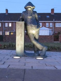 Andy Capp, Steven Knight, Cocktail Mix, Cumbria, British Isles, Durham, Public Art, Places To Eat, Monuments