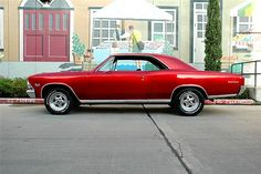 66 chevelle ss up!