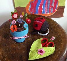 Springtime Sewing Set KIT