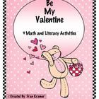 Here is a mini unit designed to be use to celebrate Valentine's Day or friendship. The following activities have been included:1.A Valentine Trea...
