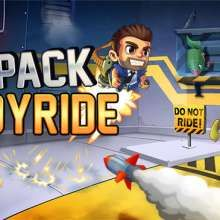 Jetpack Joyride MOD APK 1.8.8 (Unlimited Coins) - Android Game