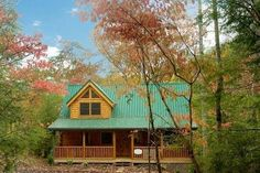 1 br  Pigeon Forge Cabin Vacation Rental - Golf nearby
