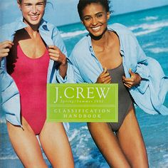 Remember When Your J.Crew Catalog Looked Like This? #refinery29  http://www.refinery29.com/2014/05/68244/jcrew-style-guide-1990s#slide4