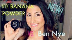 NEW NYX BANANA POWDER VS BEN NYE! + ANASTASIA Nyx Powder, Casey Holmes, Ben Nye, Most Popular Videos, All Things Beauty, Anastasia, Pretty, Clothes, Kleding