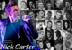 #IHeartNickCarter I just adore him. He is not just a pretty face, he has also a good heart and he is an amazing artist. I will support him forever!