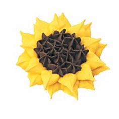 Nothing says summer like the radiant Sunflower. Decorate your treats using our step-by-step instructions.