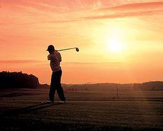 Golf - Urlaub auf dem Green.