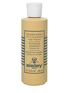 Sisley-Paris Shampoo With Botanical Extracts/6.7 oz.