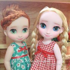 #disney #disneybabydoll #Frozen #princessdoll #Elsa #doll #ElsababyDoll #베이비돌엘사 # | OnInStagram