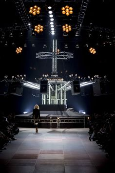 SAINT LAURENT by Hedi Slimane, AW13-14 Collection