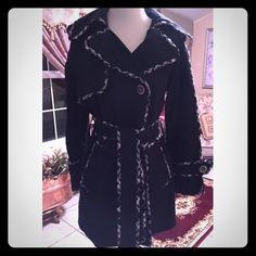 Black jacket used few times . Very good condition Black jacket very good condition Jackets & Coats Pea Coats