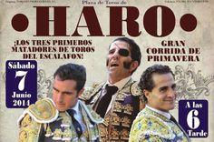 torodigital: CORRIDA DE TOROS DE PRIMAVERA EN HARO