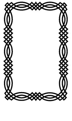 Border designs clip art celtic borders celtic designs … | Pinteres…