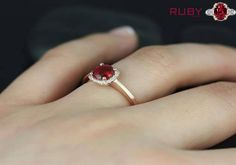 After wearing a Ruby ring one can observe the increment of self-confidence and passion in their life. Engagement Rings On Finger, Burmese Ruby, Ruby Stone, Stacking Rings, Luxury Jewelry, Gemstone Jewelry, Heart Ring, Confidence