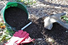 Mulch FAQ - What is good mulch and how to use it