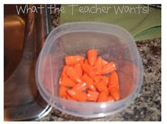 If you've got clogged glue caps, soak them in vegetable oil. | 37 Insanely Smart School Teacher Hacks