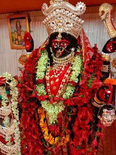 Crazy Girl Quotes, Crazy Girls, Mother Kali, Joker Iphone Wallpaper, Kali Mata, Lakshmi Images, Kali Goddess, Durga Puja, Indian Gods