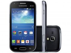 "Smartphone Samsung Galaxy S Duos 2 Dual Chip 3G - Android 4.2 Câm. 5MP Tela 4"" Proc. Dual Core Wi-Fi"