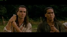 Last of the Mohicans....just fantastic! Love these guys.