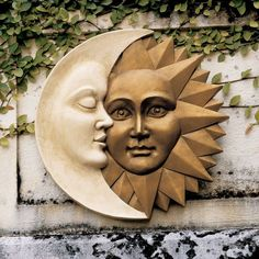 Shop Design Toscano  NG32758 Celestial Harmony Greenman Wall Sculpture at ATG Stores. Browse our outdoor wall art, all with free shipping and best price guaranteed.