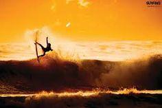Surfing is on my Bucket list