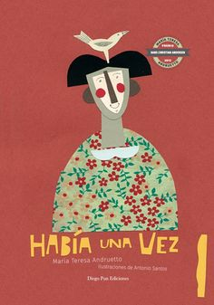 El relato de María Teresa Andruetto, ilustrado por Antonio Sanros, nos hace viajar al inicio de la palabra como fuerza narrativa, planteándose a la vez la reivindicación de la mujer como transmisora de conocimiento.