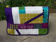 reversible sewing machine cover tutorial \\