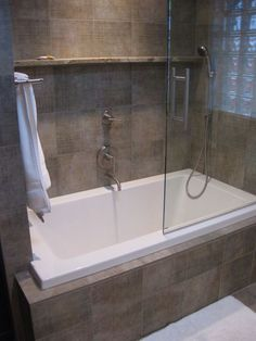 Lovely Soaker Tub Shower Combo Small Soaking Tub Shower Combo Spa Tub For Small Soaking Tub Shower Combo Bathtub And Shower Combo Spa Tub For Shower Tub Combo An Soaking Small Tub Soaker Tub Shower Co – 2018 Bedroom Gallery Bathtub Shower Combo, Bathroom Tub Shower, Small Bathroom With Shower, Bathroom Modern, Bathroom Ideas, Simple Bathroom, Shower With Tub, Corner Tub Shower Combo, Bath Tubs