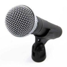 Shure SM-58 zang microfoon