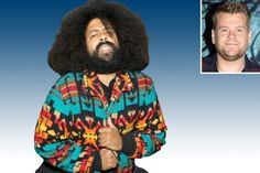"""Musician and Improvisational Comedian Reggie Watts named """"Late Late Show"""" Bandleader"""