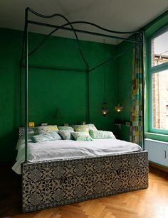 Квартира в Кельне, дизайнер и хозяйка Аня Хоффманн.