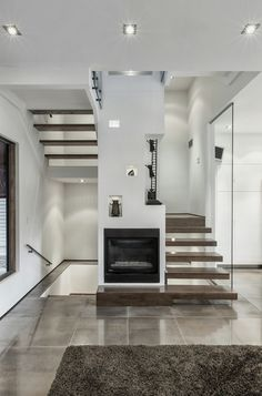 Small But Creative House by rzlbd stairs