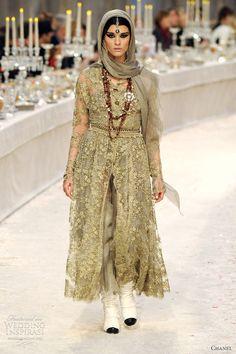 Chanel Pre-Fall 2012 — Paris-Bombay