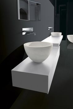 Washbasin | Piave by Boffi