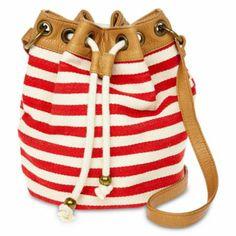 Arizona Sailor Print Bucket Bag