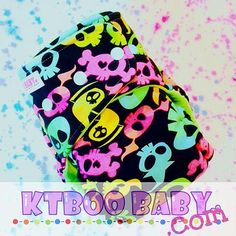 KTBoo Baby | Hybrid Fitted Nappies