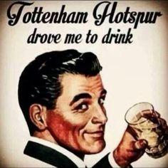 All of us Spurs fans right? Tottenham Hotspur Players, Spurs Fans, Sir Alex Ferguson, Retro Ads, North London, Adult Humor, Premier League, Instagram Posts, Cadillac Eldorado