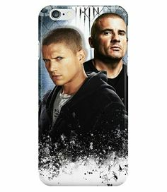 Brothers for life = Wentworth Miller and Dominic Purcell