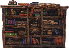 Bibliothek - Battlefield Berlin - Shop