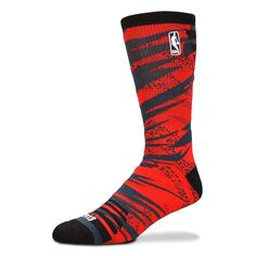 For Bare Feet NBA Logo 2013 All-Star Camo Bright Crew Sock - NBAStore.com    $10 +