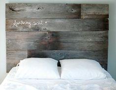 38 Kreative Ideen Für DIY Vintage Kopfteil Für Ihr Bett