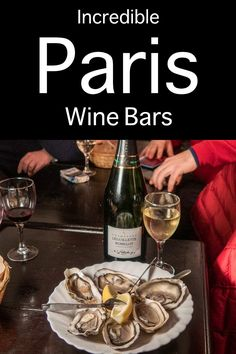 Taking time to drink wine in Paris is a must during any visit to France's magical city of lights. Check out more than a dozen Paris wine bars that you will love both for their wine selections and hip vibes.   Paris   France   Natural Wine   French Wine   Paris Wine   Wine in Paris French Wine, French Food, Tapas Dishes, Grilled Octopus, Paris Food, Wine Bars, Bar Menu, Paris Restaurants
